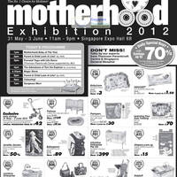 Read more about Motherhood Exhibition 2012 @ Singapore Expo 31 May - 3 Jun 2012