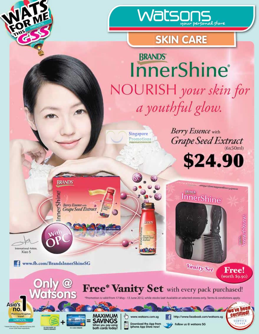Brands InnerShine