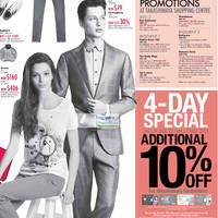 Read more about Takashimaya TSC Special Promotion 24 May - 10 Jun 2012