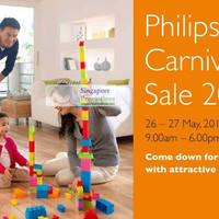 Read more about Philips Carnival Sale 2012 @ Toa Payoh 26 - 27 May 2012