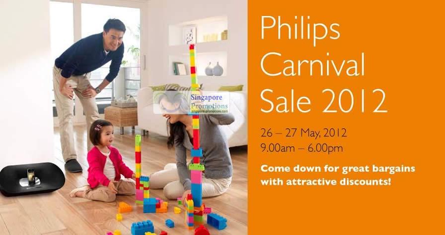 Carnival Sale 2012