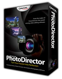 CyberLink PhotoDirector 3