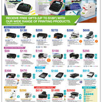 Read more about Epson Printers & Scanners Promotion Price List 18 Apr - 3 Jun 2012