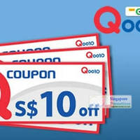 Read more about GMarket (Qoo10) 93% Off $40 Coupons Bundle Deal 31 May 2012