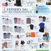 Read more about Isetan Father's Day Gift Ideas Promotion 1 - 17 Jun 2012