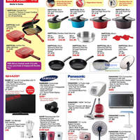Read more about Isetan Happycall Kitchenware Offers 23 May - 10 Jun 2012