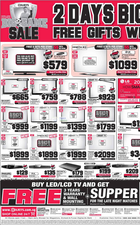 Panasonic LED LCD TV THL47DT50S, SONY Blu-Ray Player BDPS190, Samsung LED TV UA40ES6600MXXS, Panasonic LED LCD TV THL47DT50S, Panasonic LED LCD TV THL42ET5S, SONY Samsung LED TV UA40EH5336MXXS, LG Full HD LED LCD TV 42LS4600ATC, LG LED LCD TV 42LM6700, TOSHIBA LED TV 40VL20E