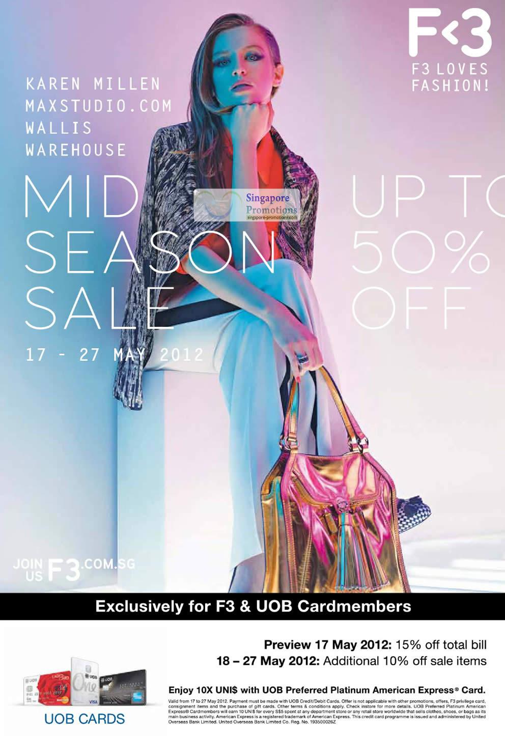 Maxstudio.Com, Warehouse, Wallis Karen Millen
