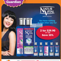 Read more about Guardian Health, Beauty & Personal Care Offers 31 May - 6 Jun 2012