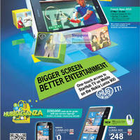 Read more about Starhub Smartphones, Tablets, Cable TV & Mobile/Home Broadband Offers 26 May - 1 Jun 2012
