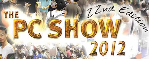 PC Show 2012 Logo