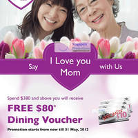 Read more about Philips Free $80 Tung Lok Voucher With $380 Spend 1 - 31 May 2012