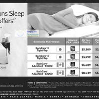Read more about Simmons Mattresses Promotion Price List 12 May 2012