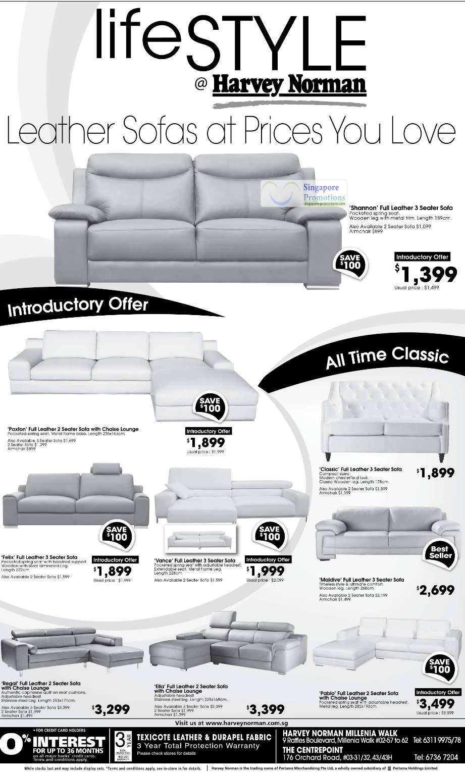 Sofa Sets, Shannon, Classic, Paxton, Maldive, Vance, Felix, Pablo, Ella, Rega