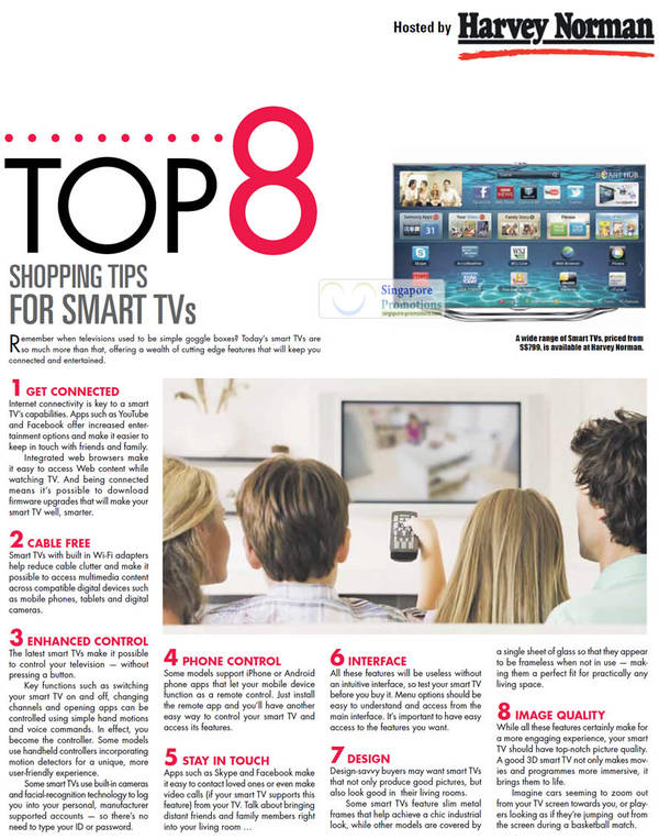 Top 8 Shopping Tips for Smart TVs