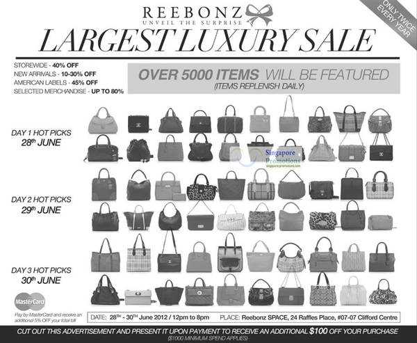 27 Jun Daily Handbags Hot Picks