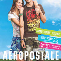 Read more about Aeropostale Bugis+ Opening Specials 8 - 20 Jun 2012