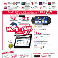 Read more about Singtel PC SHOW 2012 Smartphones, Tablets, Home/Mobile Broadband & Mio TV Offers 7 - 10 Jun 2012