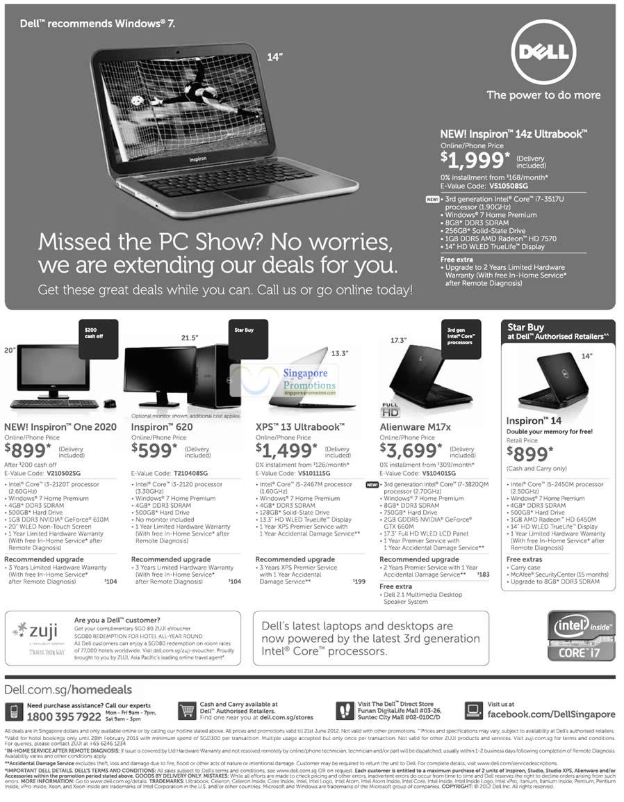 Dell 12 Jun 2012