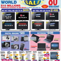 Read more about Audio House Electronics, TV, Digital Cameras, Notebooks & Appliances Offers 29 Jun - 2 Jul 2012