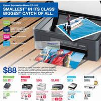 Read more about Epson Printers Bonanza Sale 29 Jun - 26 Aug 2012