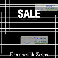 Read more about Ermenegildo Zegna Sale On Selected Merchandise 30 Jun 2012