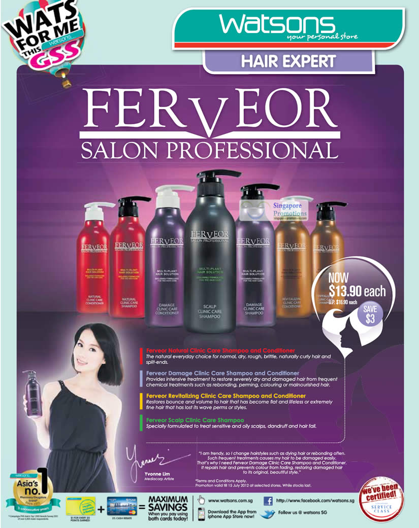 Ferveor Natural Clinic Care, Ferveor Damage Clinic Care, Ferveor Revitalizing Clinic Care, Ferveor Scalp Clinic Care