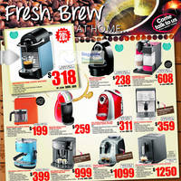 Read more about Harvey Norman Coffee Machine Offers 21 - 27 Jun 2012