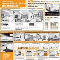 Home Design Decor 2012 Singapore Expo 30 Jun 8 Jul 2012