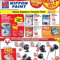 Read more about Home Fix DIY Store Nippon Paint & Vornado Circulator Offers 15 Jun 2012