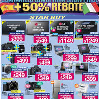 Read more about Audio House Electronics, TV, Digital Cameras, Notebooks & Appliances Offers 8 - 14 June 2012