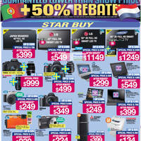 Read more about Audio House Electronics, TV, Digital Cameras, Notebooks & Appliances Offers 15 - 21 Jun 2012