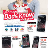 Read more about Singtel Smartphones, Tablets, Home/Mobile Broadband & Mio TV Offers 16 - 22 Jun 2012