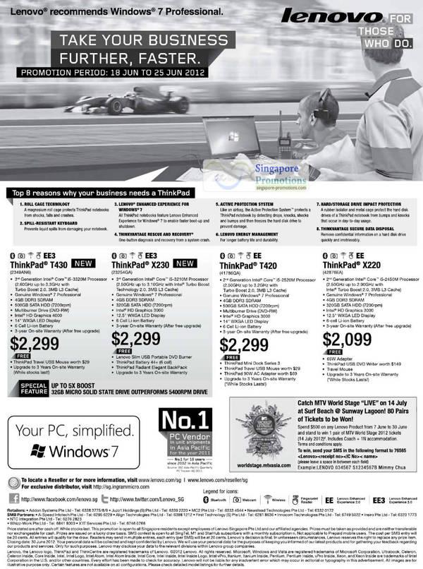 Lenovo 20 Jun 2012