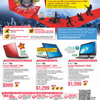 Read more about Lenovo Notebooks, Ultrabooks & AIO Desktop PC Promotion Offers 18 Jun - 8 Jul 2012