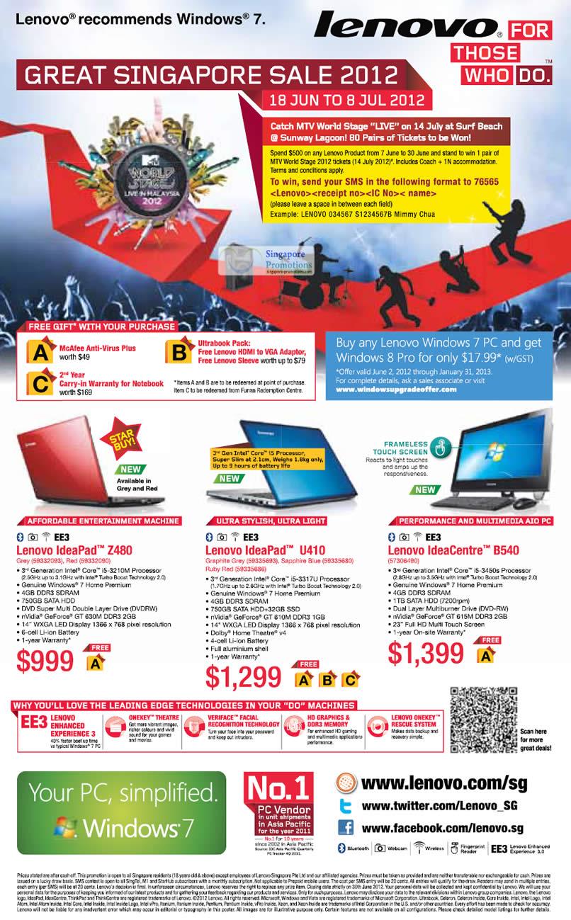 Lenovo 22 Jun 2012