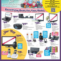 Read more about NTUC Fairprice Electronics TV, DECT Phones & More Offers 21 Jun - 4 Jul 2012