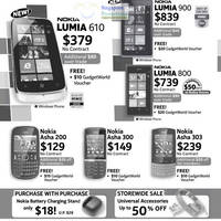 Read more about LG, Sony, HTC & Nokia Smartphones No Contract Price List 9 Jun 2012