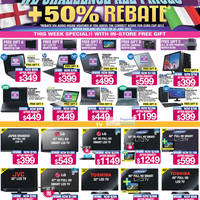 Read more about Audio House Electronics, TV, Digital Cameras, Notebooks & Appliances Offers 22 - 28 Jun 2012