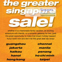 Read more about TigerAir 50% Off Fares Sale 21 - 25 Jun 2012