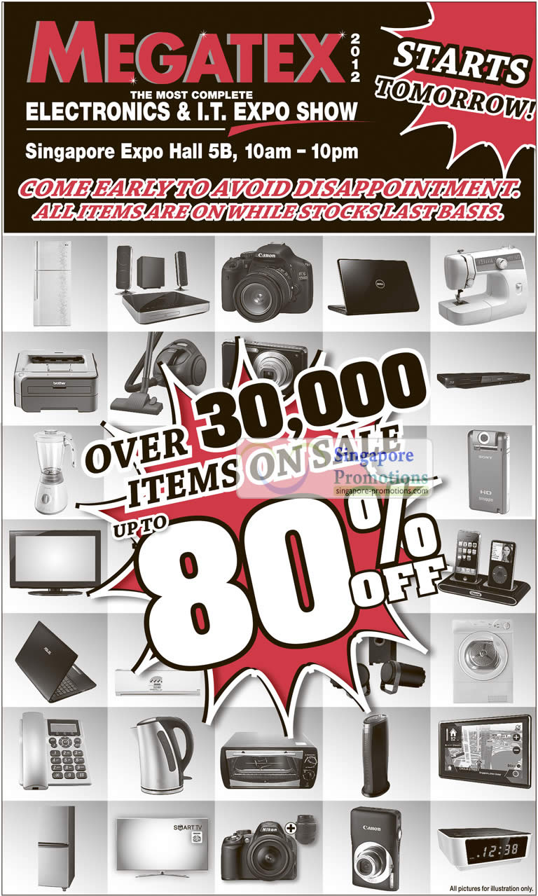 1 Aug 30,000 Items Up To 80 Percent Off