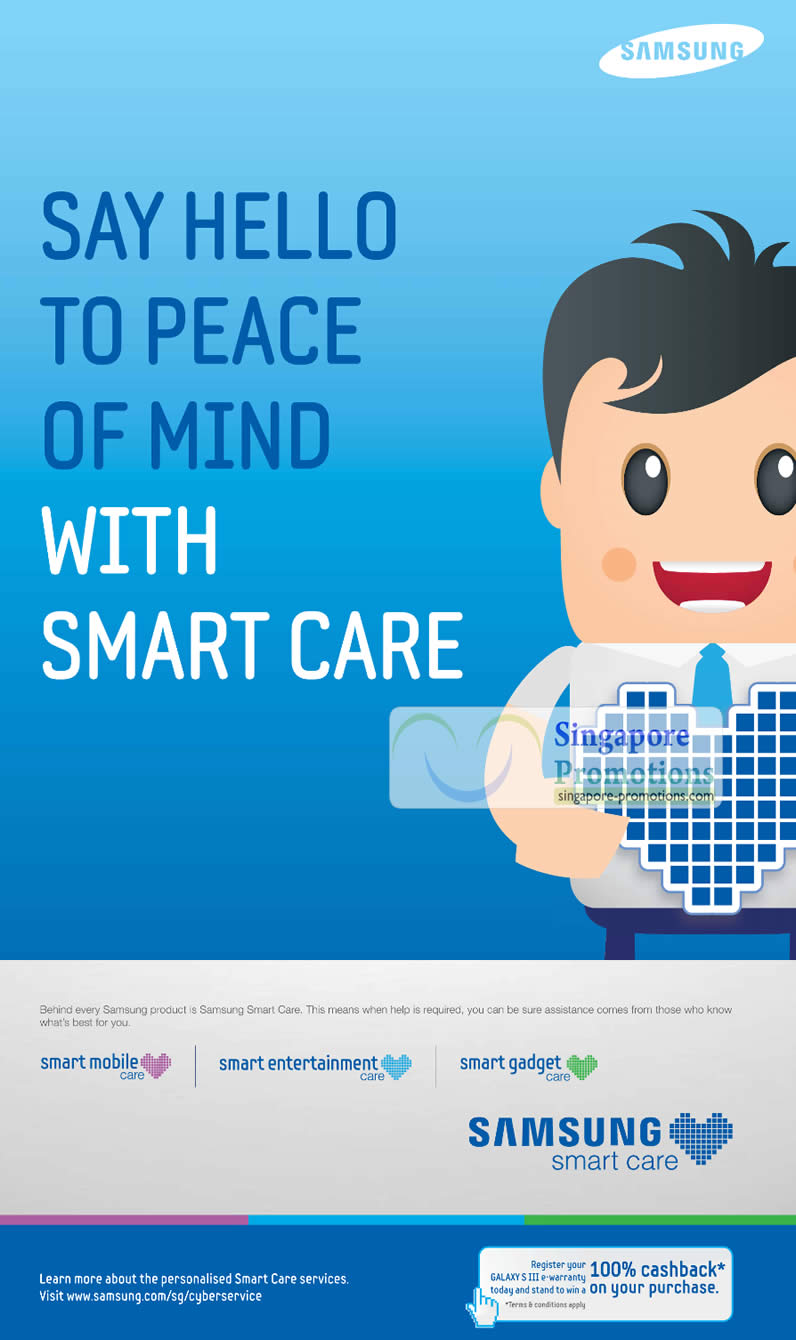 15 Jul Samsung Smart Care