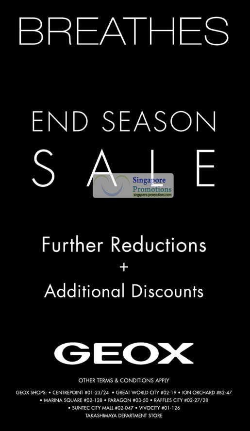 27 Jul Further Reductions And Additional Discounts