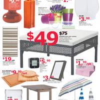 Read more about IKEA Singapore Sale @ Tampines & Alexandra 5 - 22 Jul 2012