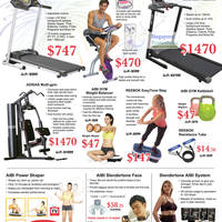 Read more about Aibi Singapore 46th Birthday Gym Equipment Offers 30 Jul 2012