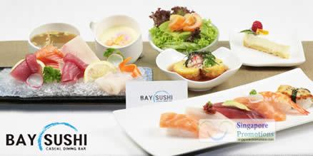 Bay Sushi 18 Jul 2012