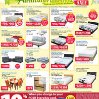 Read more about Carrefour Furniture Makeover Mattress Promotion Offers 27 - 29 Jul 2012
