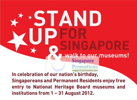 FREE Admission To National Heritage Board Museums