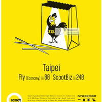 Read more about Scoot Singapore Flyscoot Taipei Fares Promotion Offers 9 - 11 Jul 2012