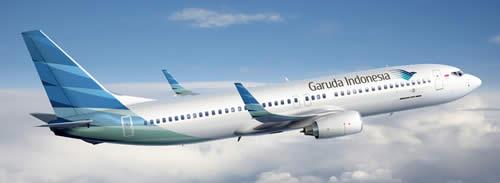 Garuda Indonesia Aircraft